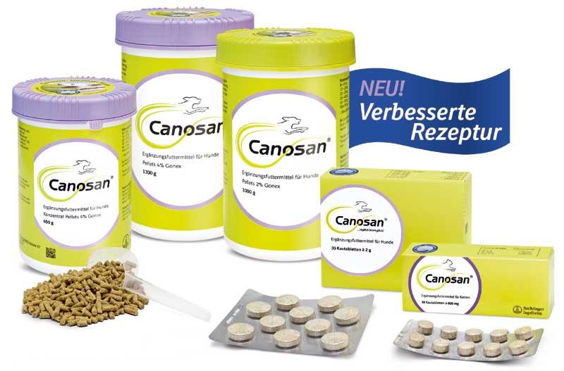 Canosan® Pellets
