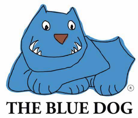 DVG - Der blaue Hund