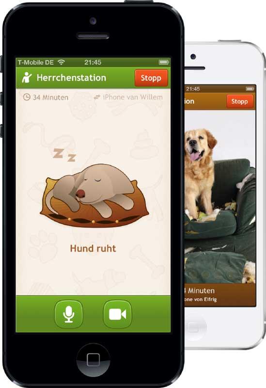 IOS App Hundemonitor