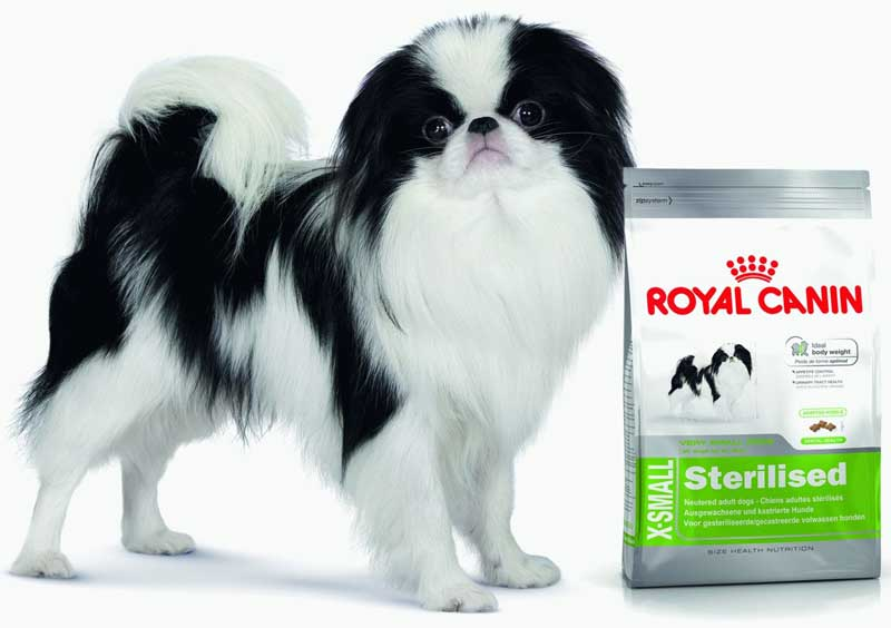 Royal Canin Spezialnahrung Sterilised X-Small