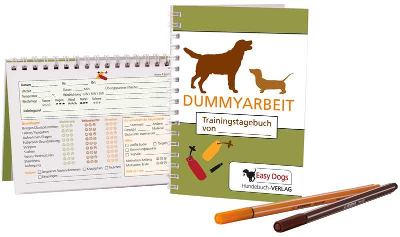 Easy Dogs - Dummy-Tagebuch