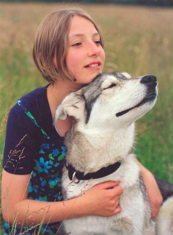 Hunde haben auch Gefühle. Foto: IVH