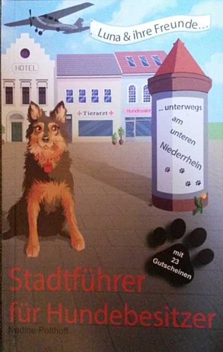 Stadtführer für Hundebesitzer am unteren Niederrhein