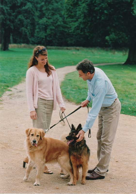 Online-Dating für Hundefreunde