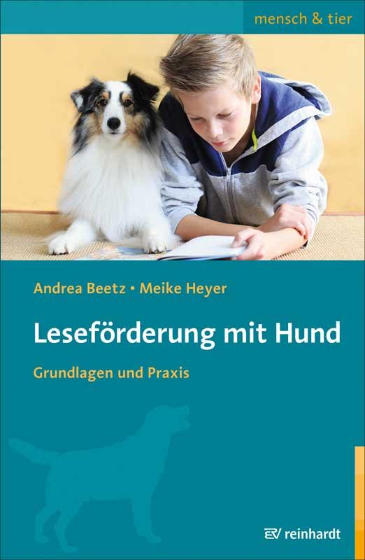 Hunde helfen Lesen lernen