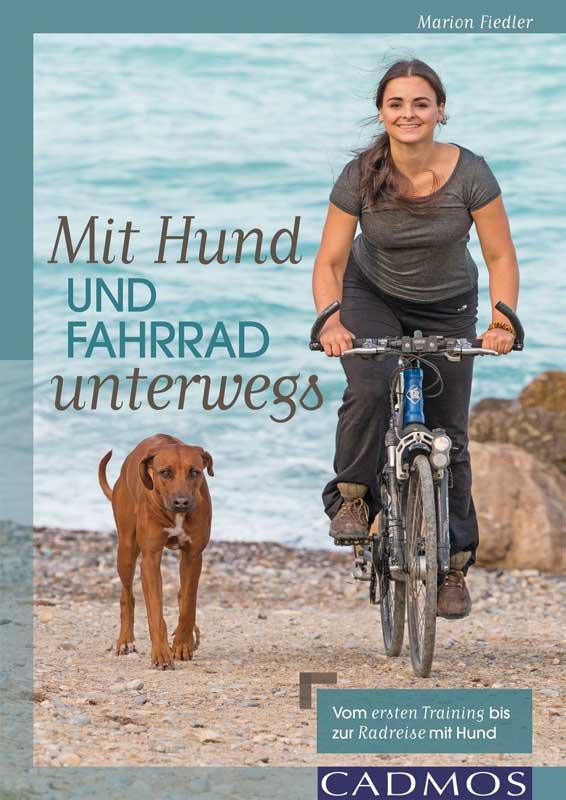 """Buch """"Mit Hund und Fahrrad unterwegs"""""""