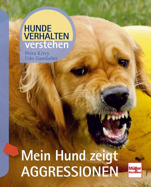 In diesem Buch wissenschaftlich fundiert und dennoch kurzweilig über das Thema Aggression beim Hund informiert