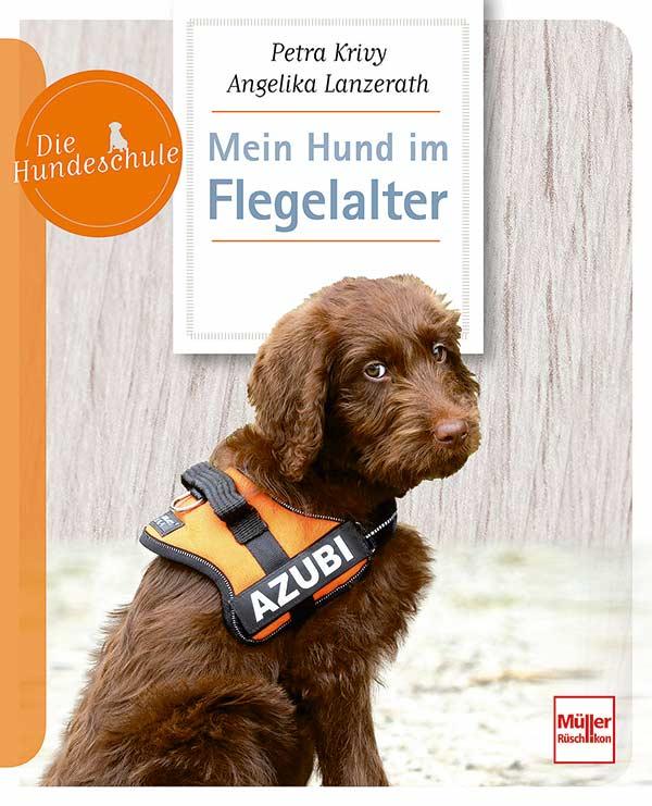 """Buch """"Mein Hund im Flegelalter"""""""