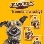 Pedigree Ranchos in drei leckeren Sorten