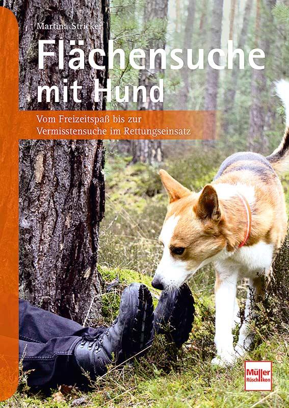 Die Flächensuche bietet unglaubliche Vielfalt und schafft eine enge Verbindung zwischen Mensch und Hund