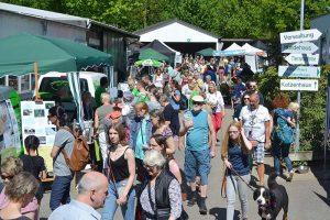 Bis zu 10.000 Gäste werden zum Tierschutzfest im Tierheim Süderstraße erwartet (Foto: Julia Molina)
