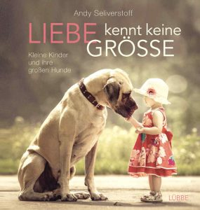 """Andy Seliverstoff - Buch """"Liebe kennt keine Grösse"""" (Foto: © Bastei Lübbe AG, Köln)"""