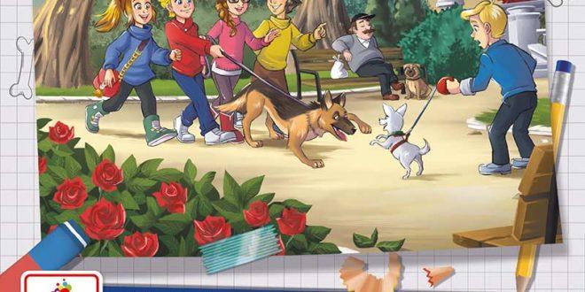 """""""Schlau wie Vier"""" werden Hundesitter"""