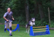 Der Schwerpunkt in der Hundeausbildung der Hundefreizeit Fleckertshöhe liegt auf der Teambildung