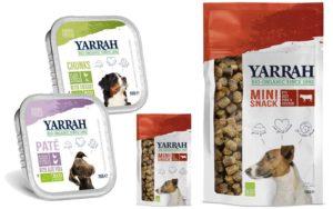 Yarrah getreidefreies Hundefutter