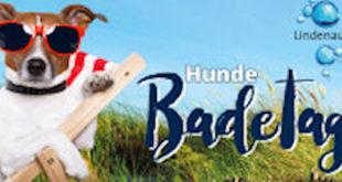 5. Hanauer Hundebadetag in Hanau-Großauheim
